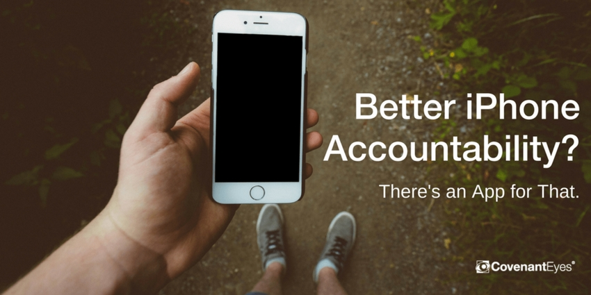Better iPhone Accountability