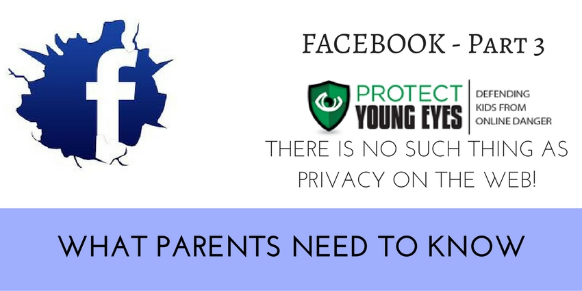 Facebook – Protect Young Eyes