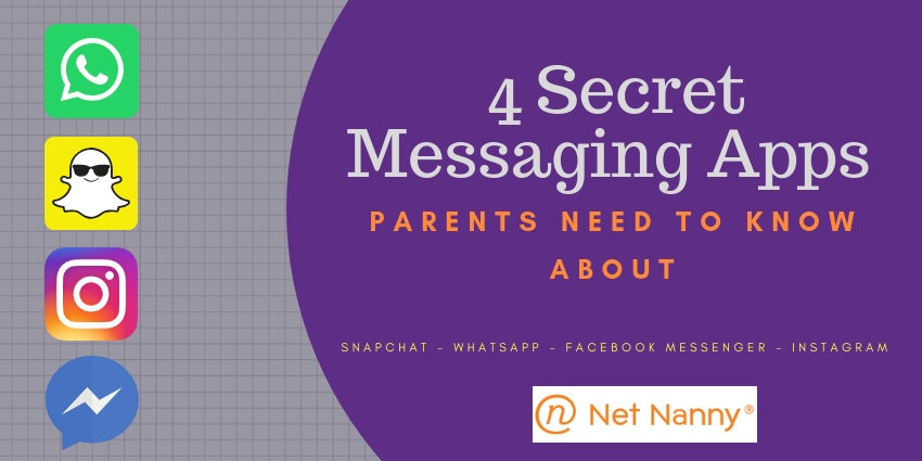 4 Secret Messaging Apps Parents Need to Know About – Modern